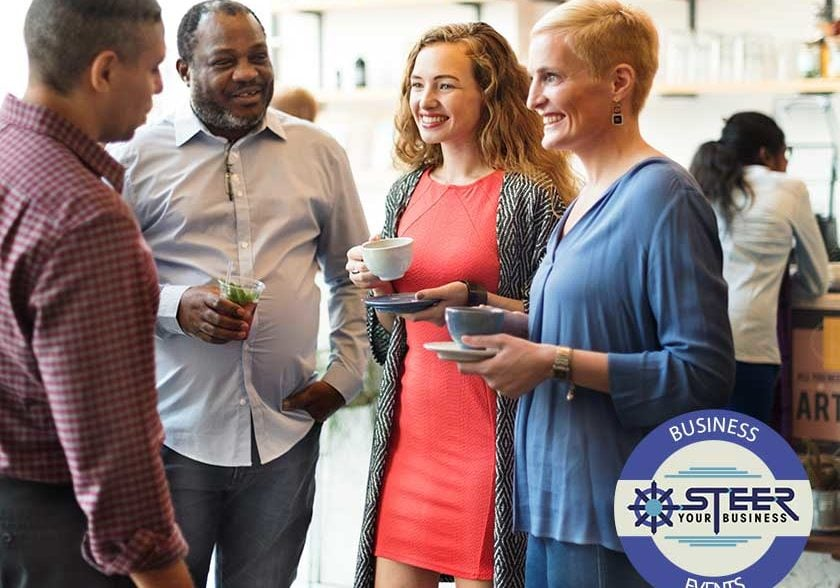 Steer Your Business events
